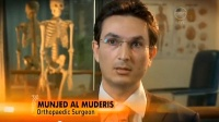 Dr Munjed Al Muderis and the new Robotic Leg on the 7pm Project